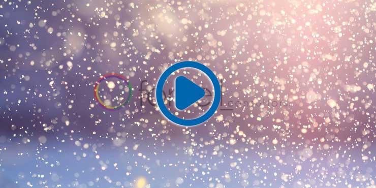 navidad vídeo 2020