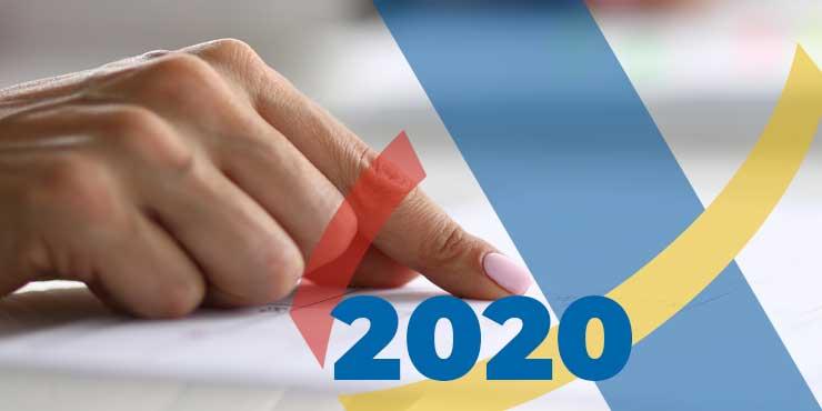 documentación Renta 2020