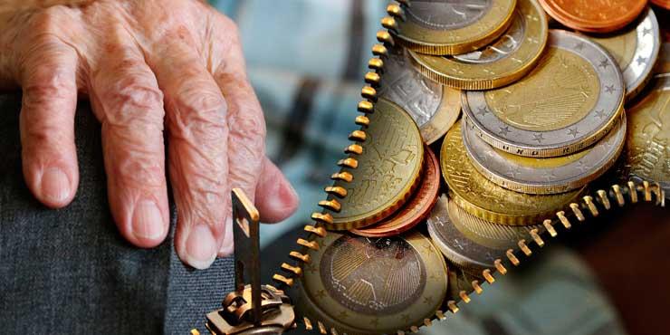 pensiones en favor familiares
